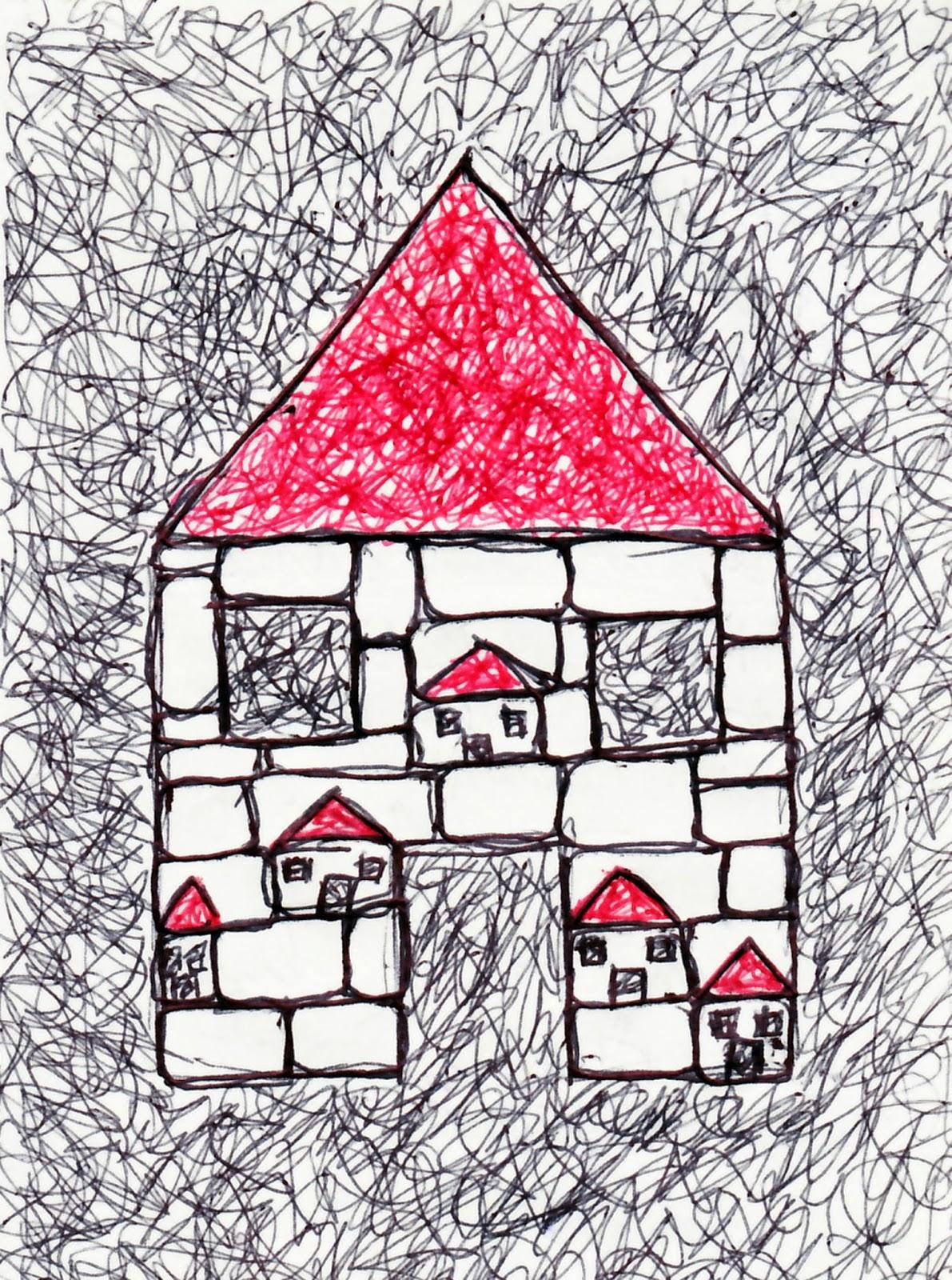 nos maisons sont les pierres d'un plus grand edifice