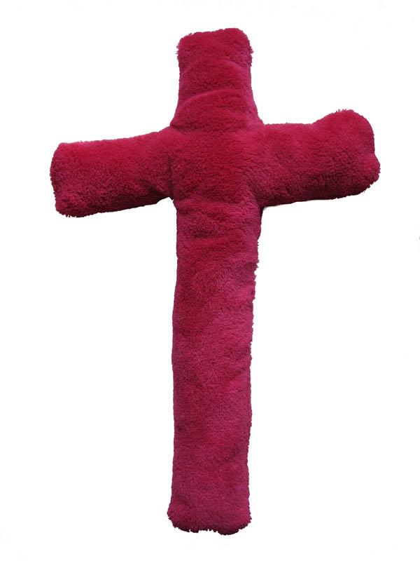 peluche cruciforme