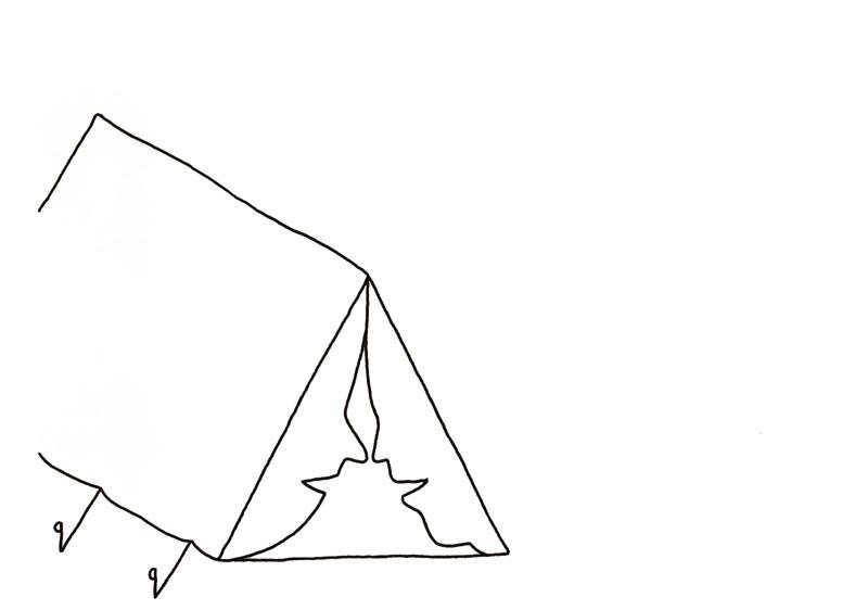 conversation sous la tente