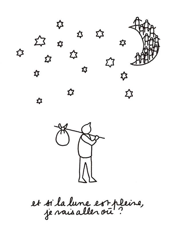 et si la lune est pleine