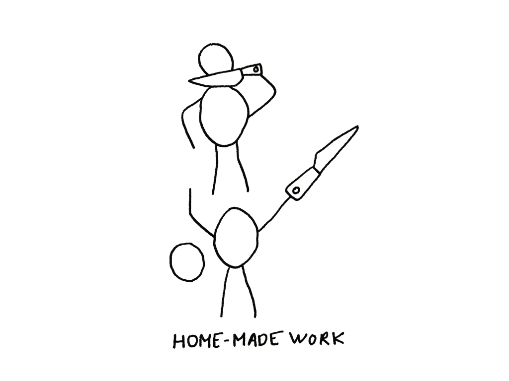 home-made work