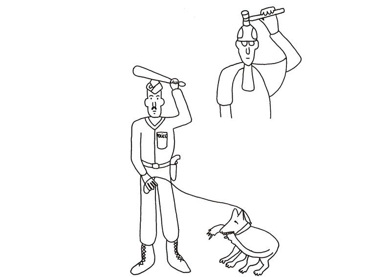 Juge et policier