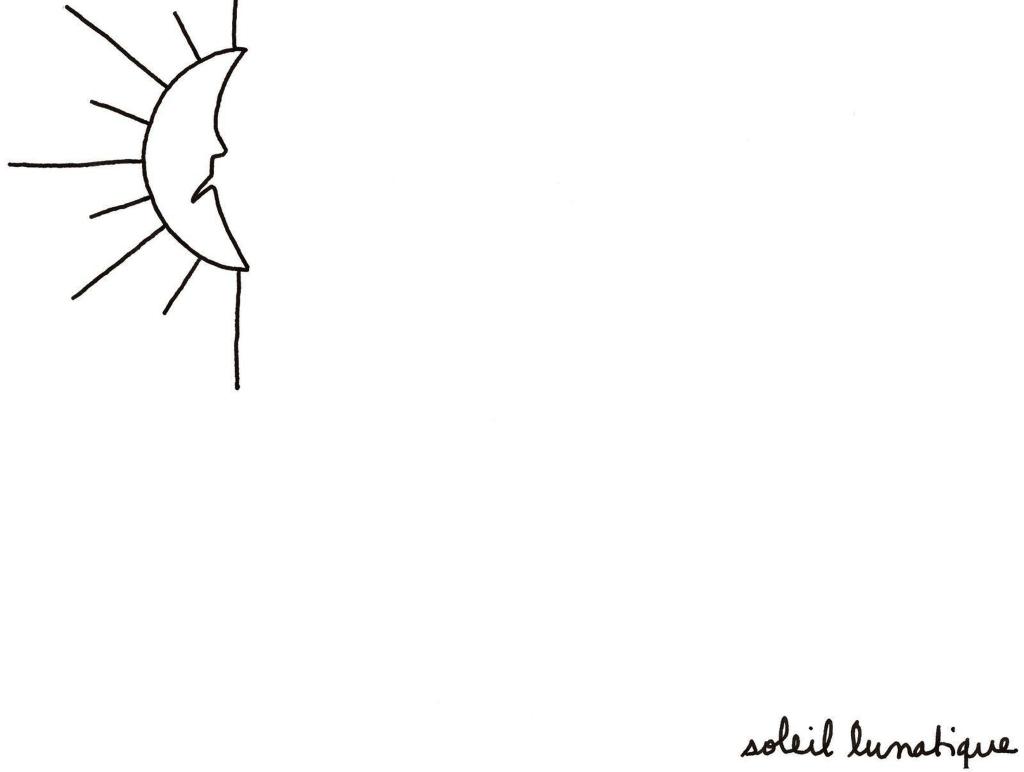 Soleil lunatique