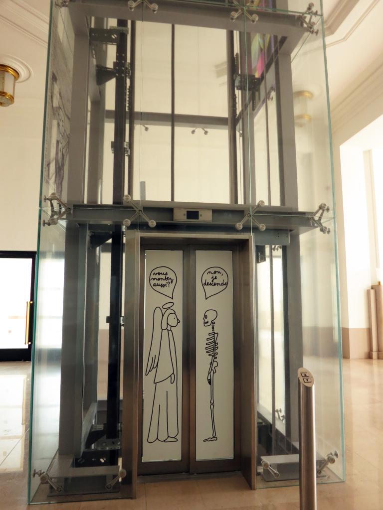 l'ascenseur 1