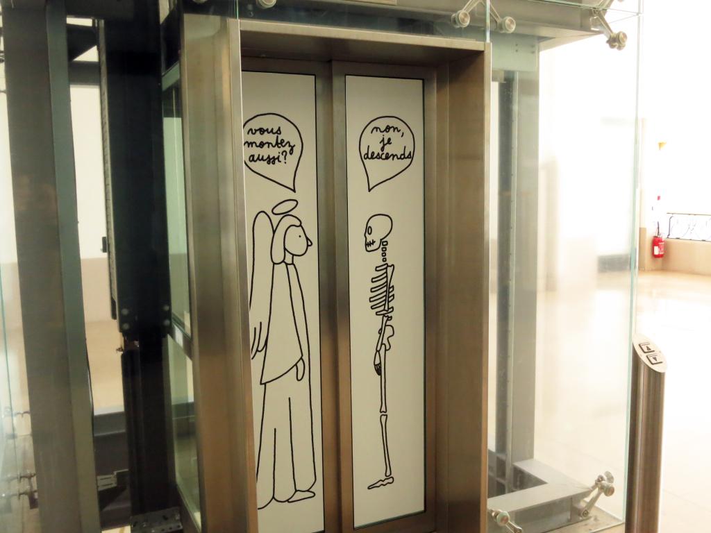 l'ascenseur 4