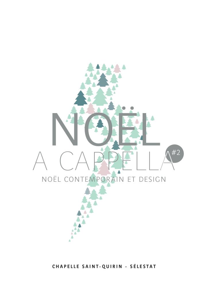 carton Noel a cappella 1