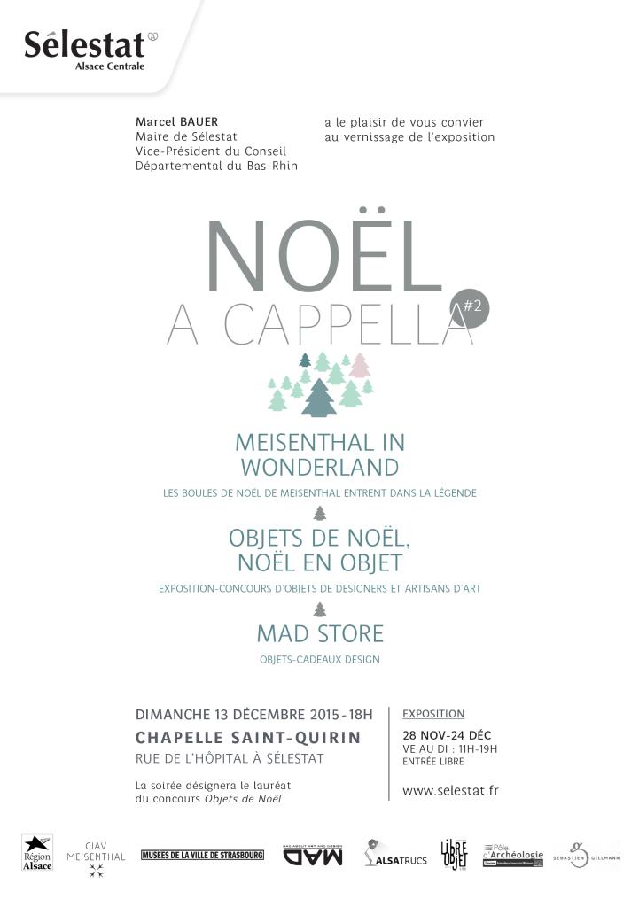 carton Noël a cappella 2