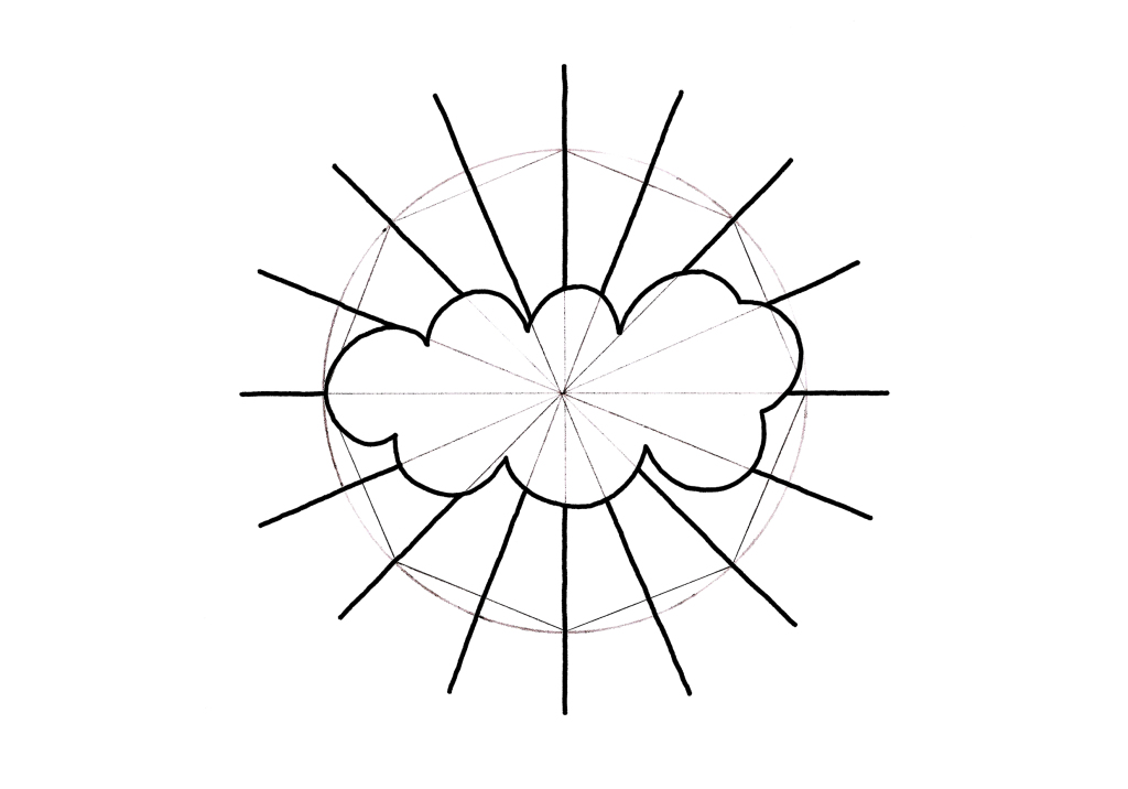 nuage de Vitruve