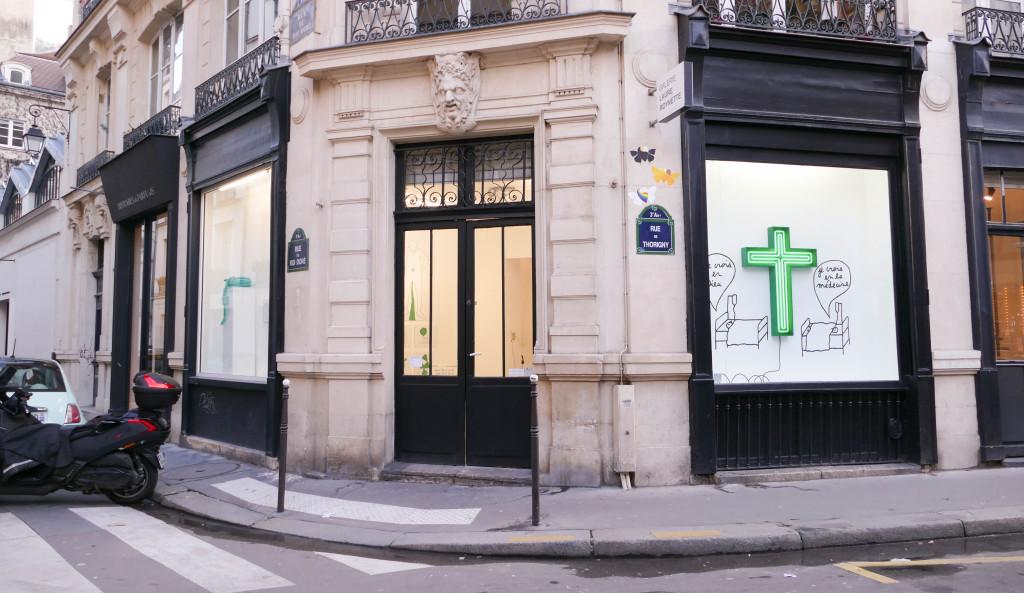 expo galerie Laure Roynette 1