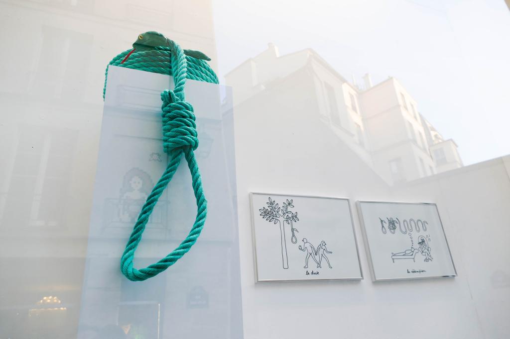 expo galerie Laure Roynette 3