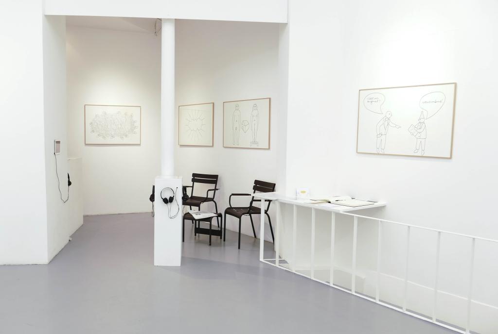 expo galerie Laure Roynette 4