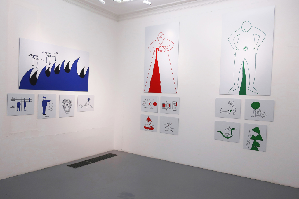 expo galerie Laure Roynette 5
