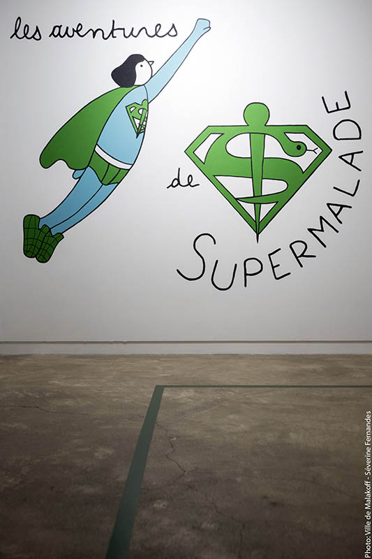 les aventures de Supermalade