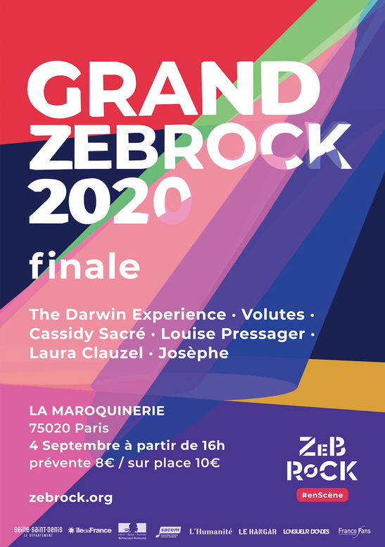 finale Grand Zebrock 2020
